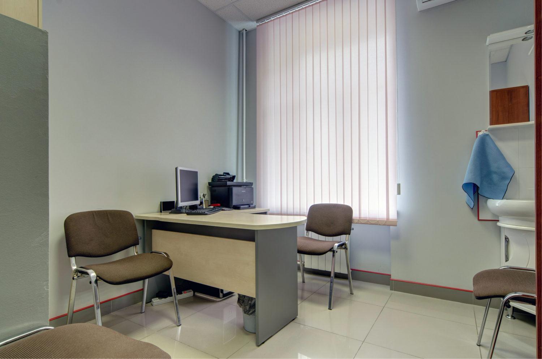 кабинет врача нарколога
